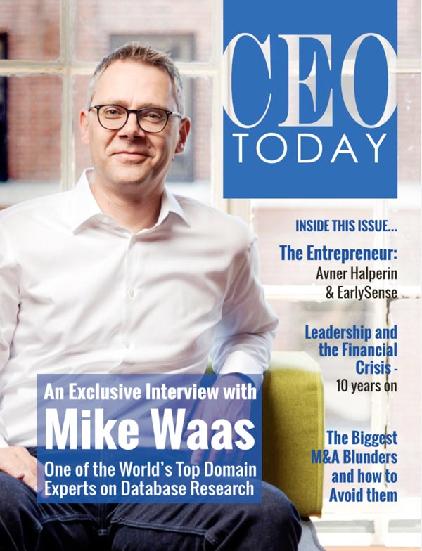 CEOToday Datometry CEO Mike Waas