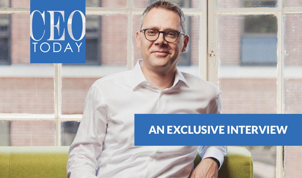 CEOTOday magazine Mike Waas Datometry
