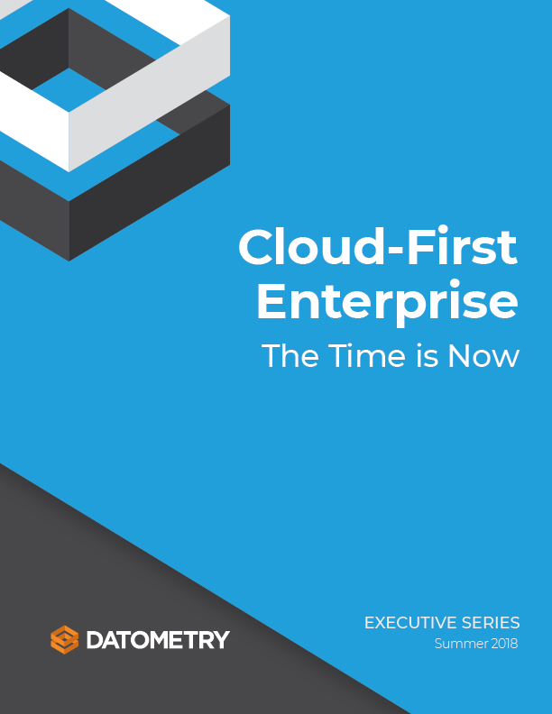 cloud-first strategy for enterprise data