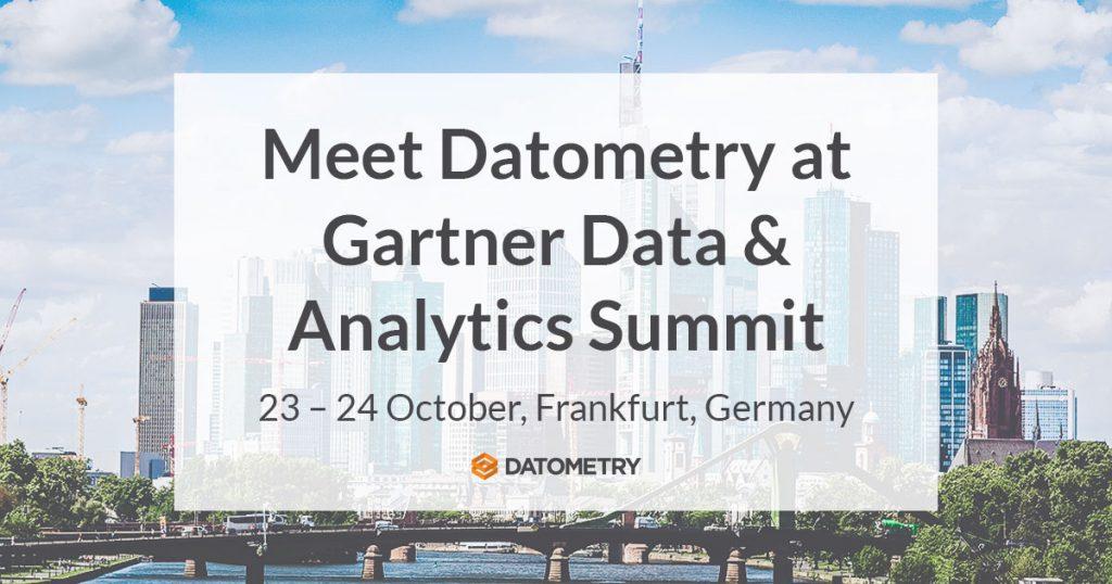 Datometry at Gartner Frankfurt