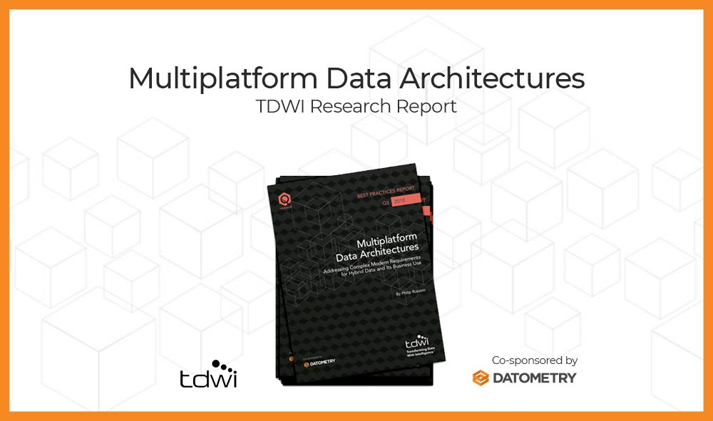 multiplatform data architecture survey report